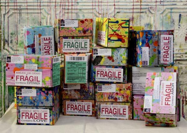 Cajas del proyecto Priority Boxes