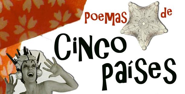 Poemas de cinco países