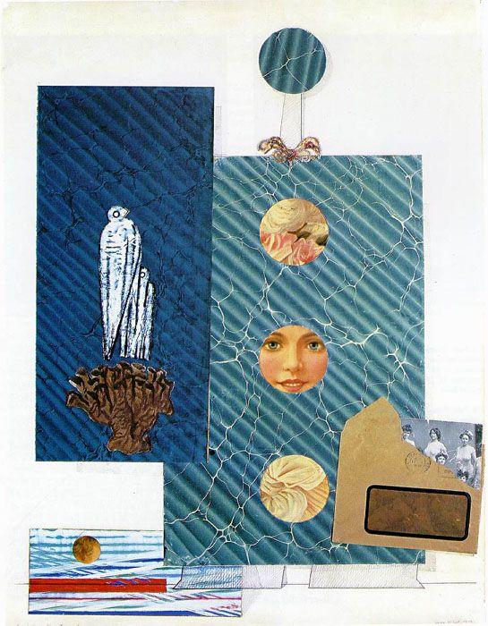 Max Ernst: Listonosz Cheval, 1932
