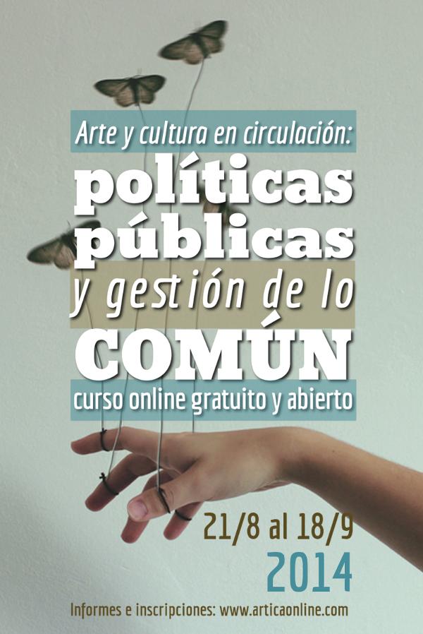 Nuevo flyer curso 2014
