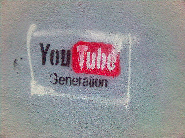 Imagen: youtube generation, by jonsson.