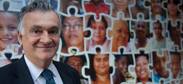 Juca Ferreira, Ministro de Cultura de Brasil.