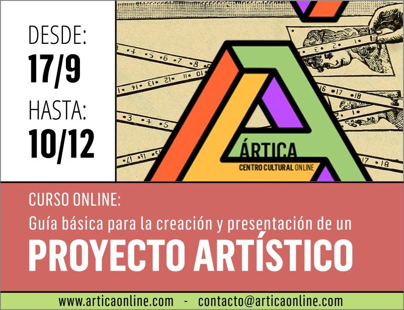 Flyer 2015 curso proyectos