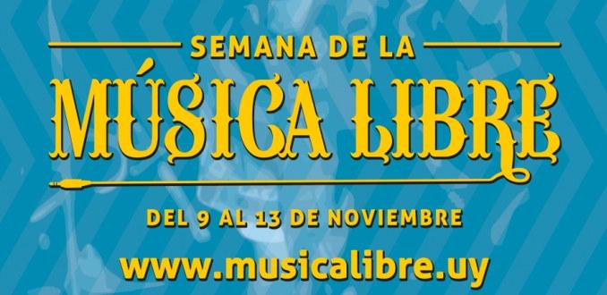 Semana de la Música Libre 2015
