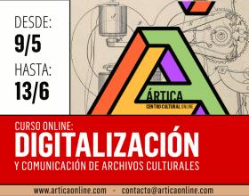 Digitalización y comunicación de archivos culturales