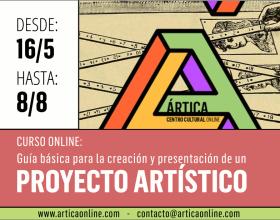Creación y presentación de un proyecto artístico