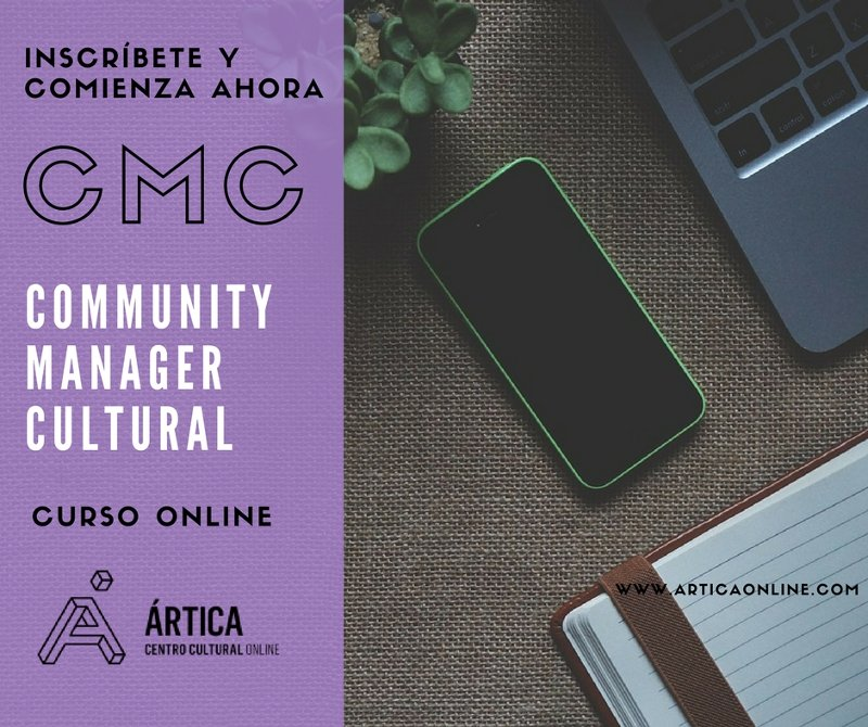 Flyer Community Manager 2015 chico