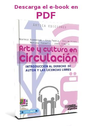 descarga libro Arte y cultura en circulación
