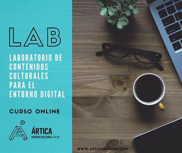 Laboratorio de contenidos culturales para el entorno digital