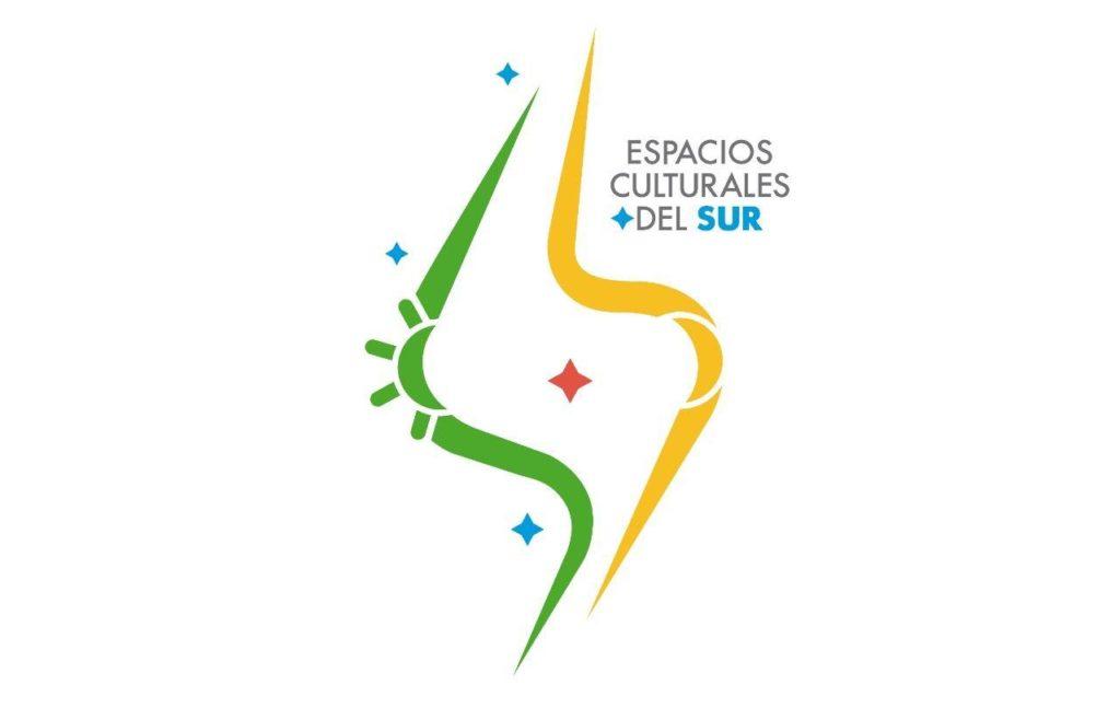 Logo de la Red de Espacios Culturales del Sur